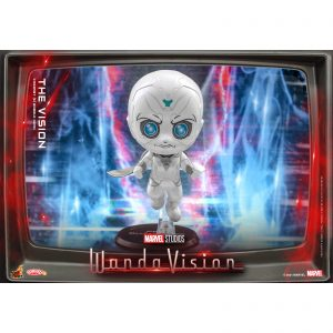 Hot Toys Cosbaby Marvel WandaVision [Size S] – The Vision