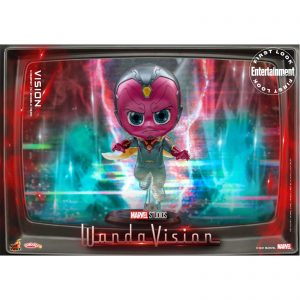 Hot Toys Cosbaby Marvel WandaVision [Size S] – Vision