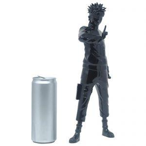 Icons Naruto 30cm Resin Statue – Black