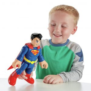 Imaginext DC Super Friends Superman 10 Inch Figure