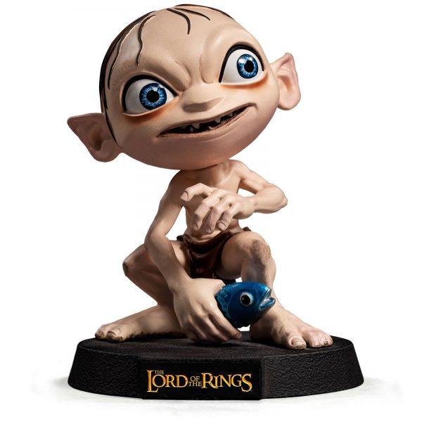 Iron Studios Lord of the Rings Mini Co. PVC Figure Gollum 9 cm