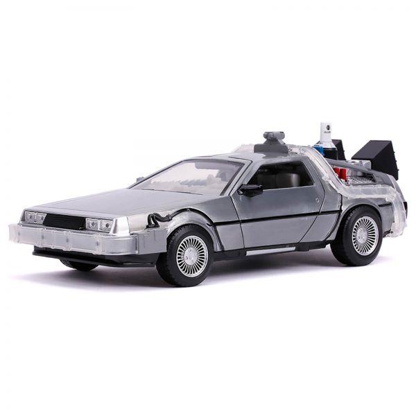 Jada Toys Back To The Future 1:24 Delorean