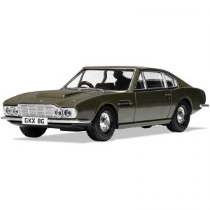 James Bond Aston Martin DBS Her Majesty's Secret Service Model Set – Scale 1:36