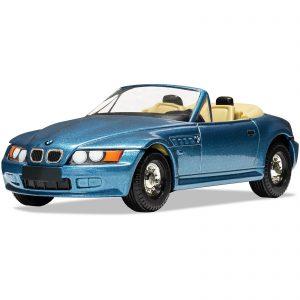 James Bond BMW Z3 Goldeneye Model Set – Scale 1:36