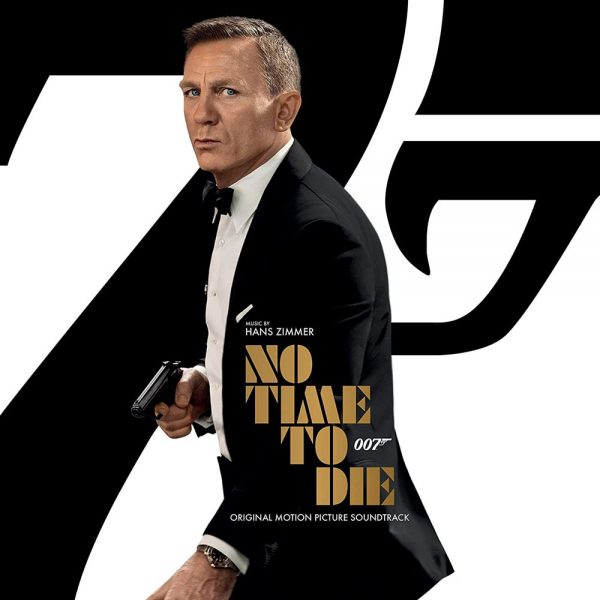 James Bond James Bond 007: No time to die (Hans Zimmer) CD multicolor