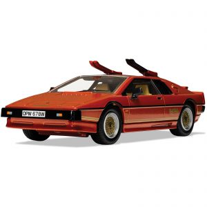 James Bond Lotus Turbo For Your Eyes Only Model Set – Scale 1:36