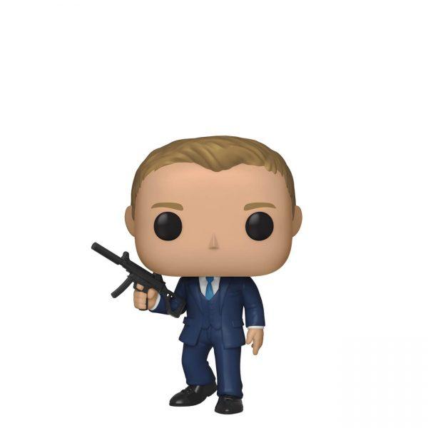James Bond Quantum of Solace Daniel Craig Pop! Vinyl Figure