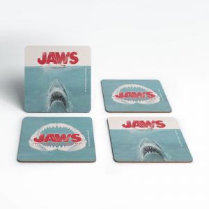 Jaws Bigger Boat Coaster Set