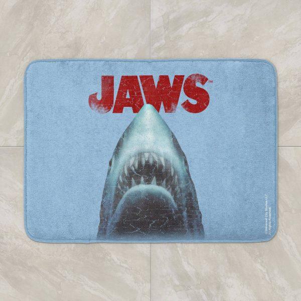 Jaws Logo Bath Mat