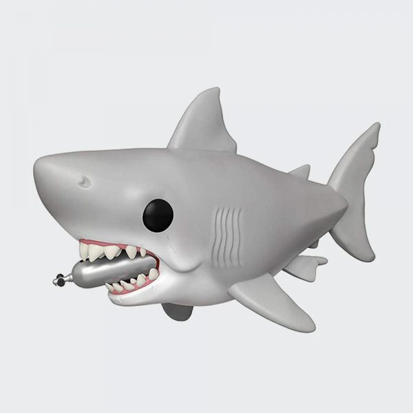 Jaws with Diving Tank Pop! Vinyl Figure