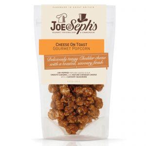 Joe & Seph's Cheese On Toast Popcorn