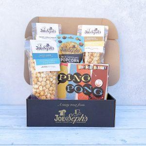 Joe & Seph's 'Family Night In' Popcorn Gift Box