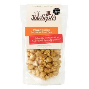 Joe & Seph's Peanut Butter Popcorn – 120g