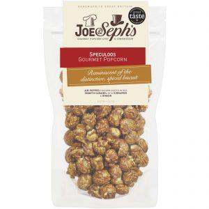 Joe & Seph's Speculoos Popcorn Pouch – 120g