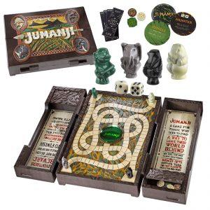 Jumanji Collector Board Game Replica