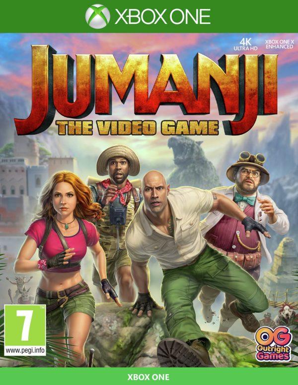 Jumanji: The Video Game Xbox One