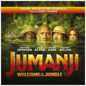 Jumanji: Welcome To The Jungle 2LP/Coloured