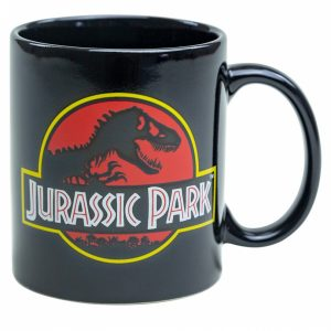 Jurassic Park Classic Logo Mug