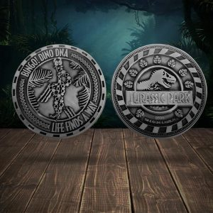 Jurassic Park DNA Limited Edition Coin
