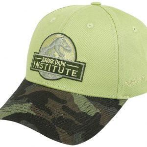 Jurassic Park Jurassic Park Institute Cap Green