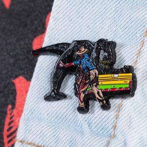 Jurassic Park Limited Edition Pin Badge