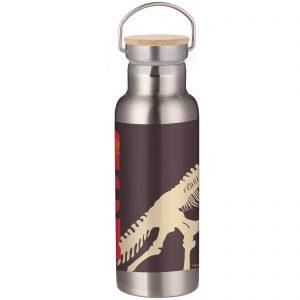 Jurassic Park Skeleton Portable Insulated Water Bottle – Steel