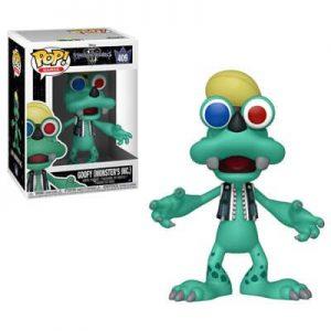 Kingdom Hearts 3 Goofy Monster's Inc. Pop! Vinyl Figure
