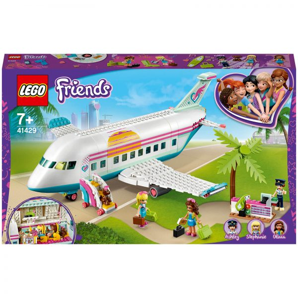 LEGO Friends: Heartlake City: Aeroplane Toy (41429)
