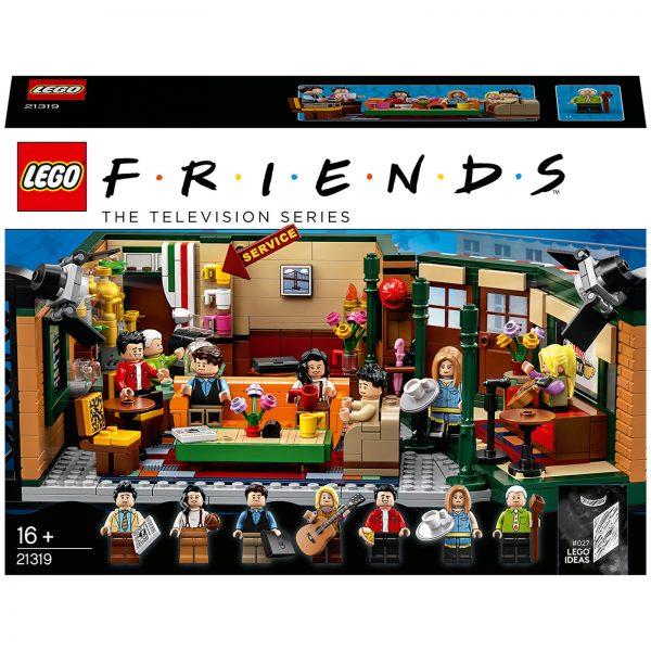 LEGO Ideas: Central Perk Friends: TV Show Collector Set (21319)