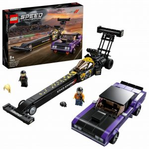 LEGO Speed Champions Dodge Dragster & Muscle Cars Set 76904