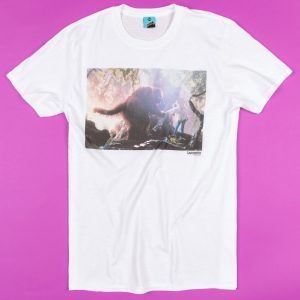 Labyrinth Ludo And Sarah Screenshot White T-Shirt