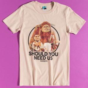 Labyrinth Should You Need Us T-Shirt