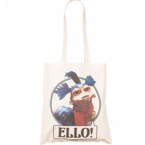 Labyrinth Worm Ello Tote Bag