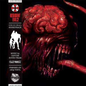 Laced Records – Resident Evil 2 (Original Soundtrack) 2xLP