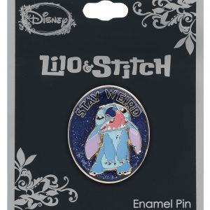Lilo & Stitch Stitch Pin Blue