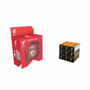 Liverpool FC Rubik's Cube