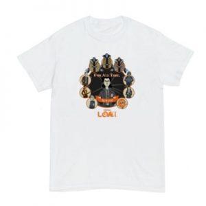 Loki Stylised Customisable T-Shirt – From ShopDisney