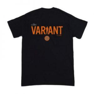 Loki 'Variant' Customisable T-Shirt – From ShopDisney