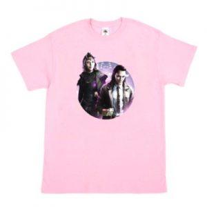 Loki And Sylvie Customisable T-Shirt – From ShopDisney