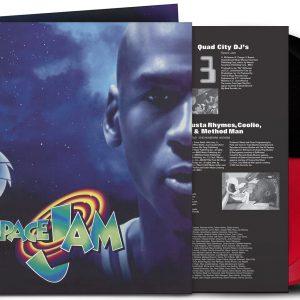Looney Tunes Space Jam – O.S.T. LP Coloured