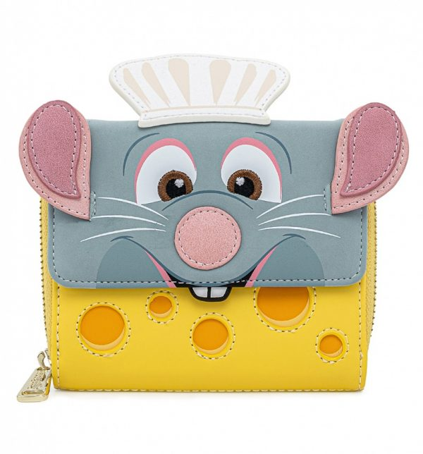Loungefly Disney Pixar Ratatouille Remy Cosplay Wallet