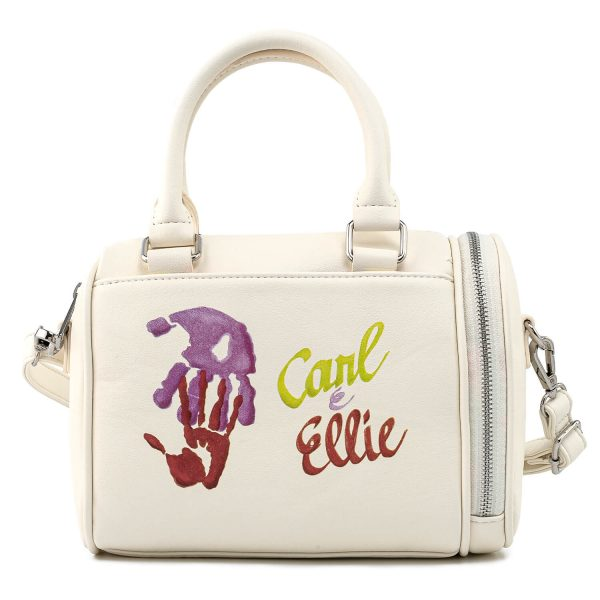 Loungefly Disney Pixar Up Carl and Ellie Mailbox Crossbody Bag