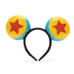Loungefly Disney's Pixar Ball Mickey Mouse Ears Headband Womens, Blue/Yellow/Red – From ShopDisney