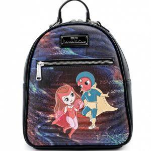 Loungefly Marvel WandaVision Chibi Mini Backpack