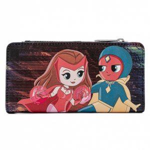 Loungefly Marvel WandaVision Chibi Wallet