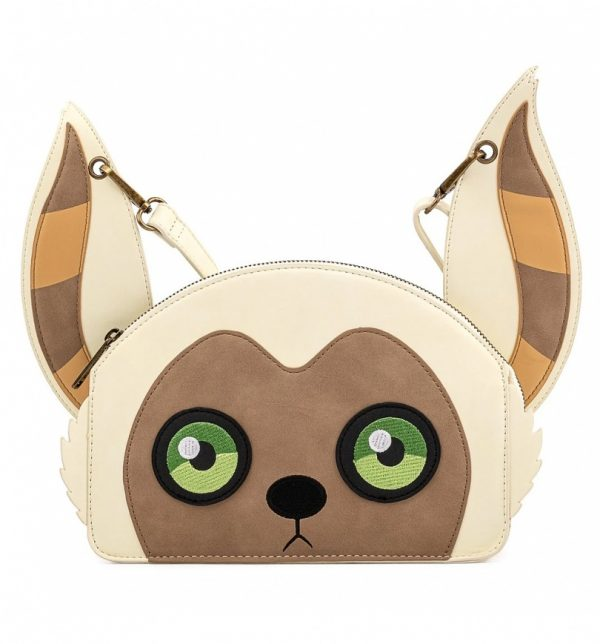 Loungefly Nickelodeon Avatar Momo Cosplay Crossbody Bag