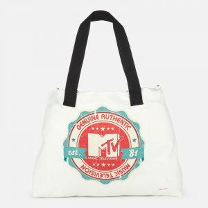 MTV Large Tote Bag