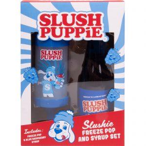 Make Your Own Slush Puppie Freeze Pop