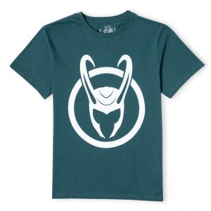 Marvel Loki Logo Unisex T-Shirt – Green – XS – Green
