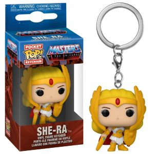 Masters Of The Universe Classic She-Ra Pop! Keychain